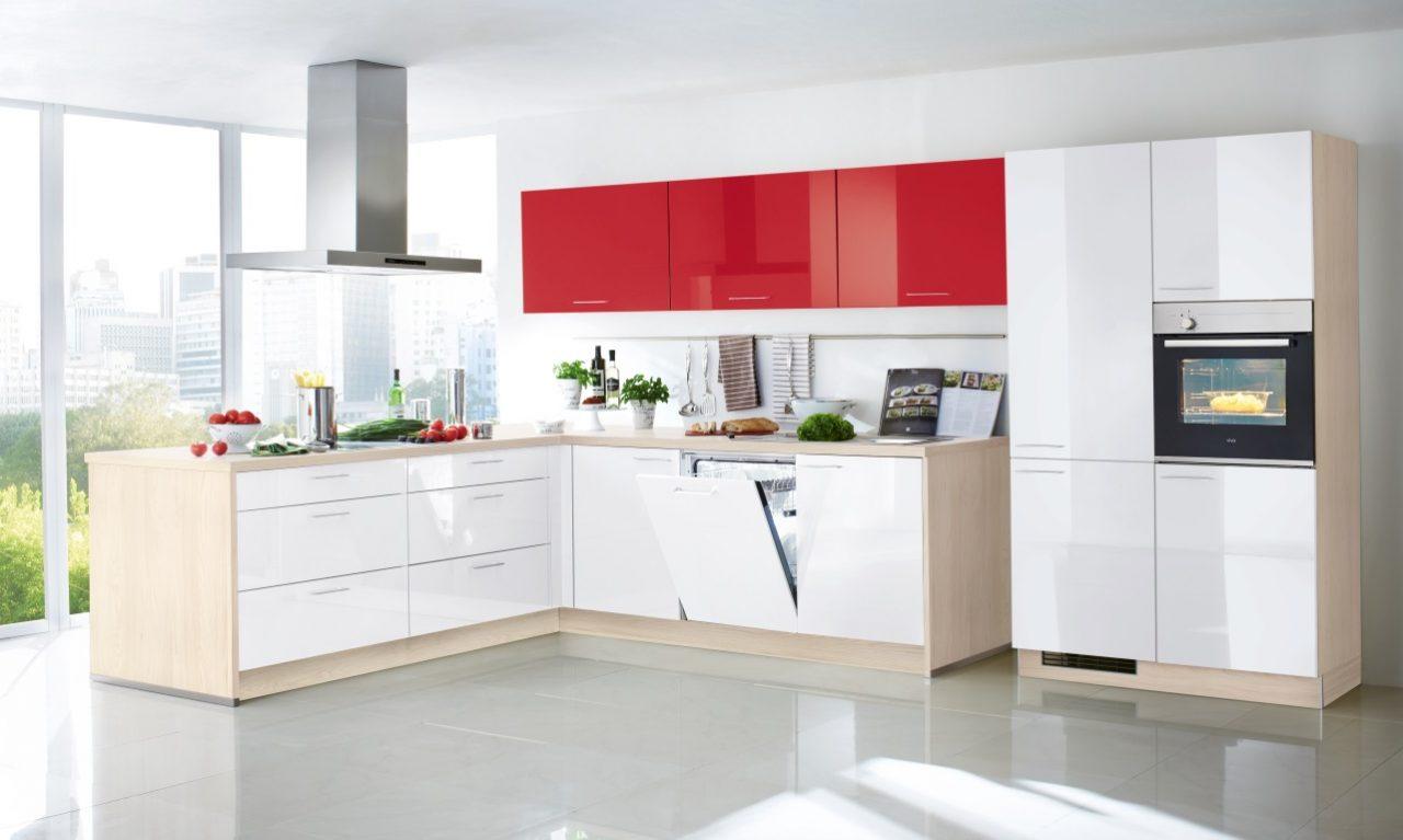 L Vorm Keuken : L vorm keuken trend lack 1op1